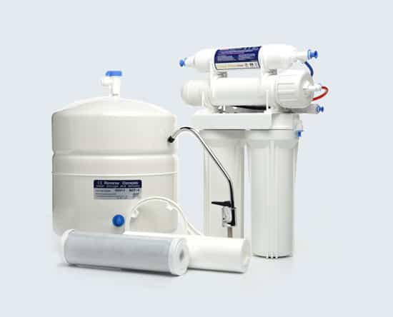 PC-4 Reverse Osmosis Drinking Water Systems