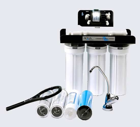 The PureChoice™ Central reverse osmosis drinking water system