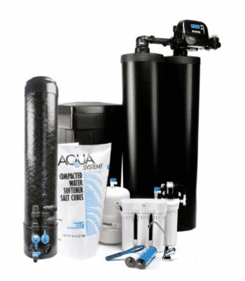 SmartChoice High Effiiciency Twin Water Softener