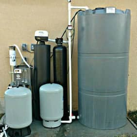 Series AQRO RO Systems Drinking Water Systems