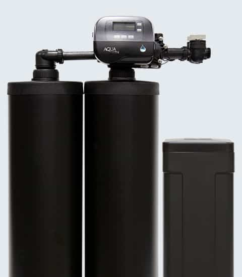 SmartChoice II Twin Water SoftenerSmartChoice II HE iTwin Water Softener