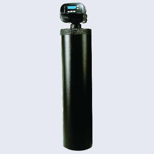Back-Washing Carbon Filter