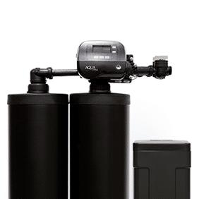 SmartChoice II HE Twin Water Softener