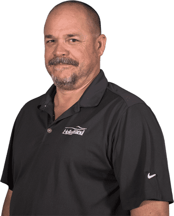 Dave Zuhde – Service Manager