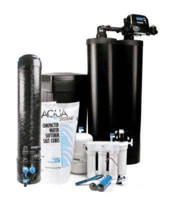 SmartChoice High Efficiency Twin Water Softeners